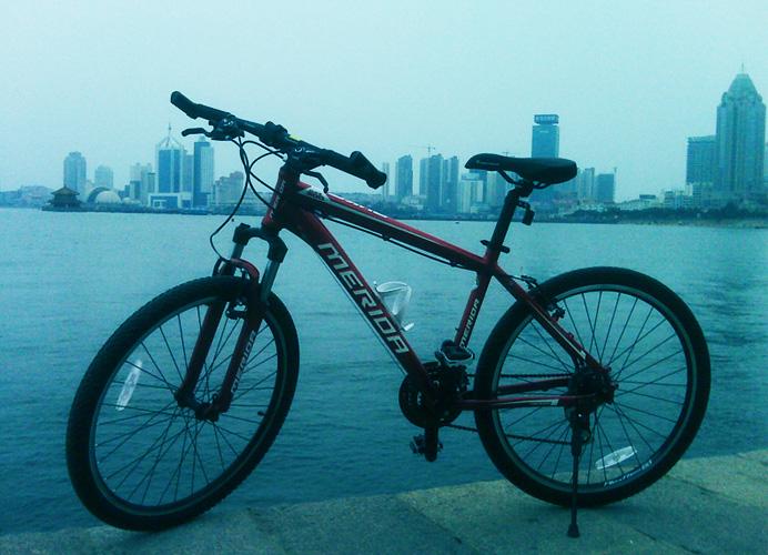美利达公爵300自行车