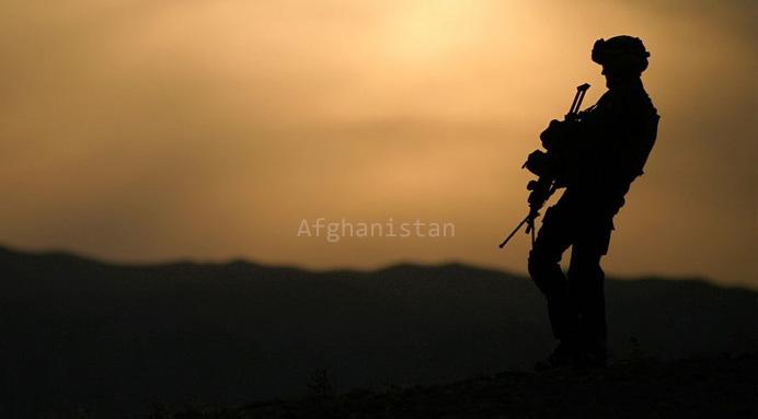 一个女人的阿富汗之行